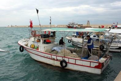 Akdeniz'de Kuvvetli Rüzgar