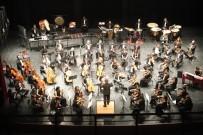 YıLMAZ BÜYÜKERŞEN - Bilecik'te İlk Kez Senfoni Orkestrası Sahne Aldı
