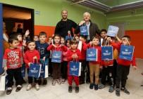 DİŞ FIRÇALAMA - Çocuklar İçin Hijyen Eğitimine Bakan Işıksu'da Katıldı
