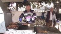 GÖZLEME - Pazarların Seyyar Lezzetleri Büyük İlgi Görüyor