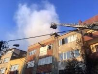 İSMAIL AYDıN - Tekstil Atölyesinde Çıkan Yangın Korkuttu