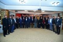 MUSTAFA AVCı - Kahramankazan'da Cumhur İttifakı Kucaklaşması