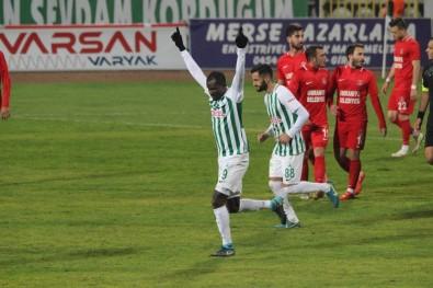 Spor Toto 1. Lig Açıklaması Giresunspor Açıklaması 1 - Ümraniyespor Açıklaması 1