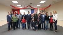 WISCONSIN - YTB Başkanı Eren, Chicago'da Türklerle Bir Araya Geldi