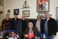 HÜSEYİN KARATAŞ - 42 Yıllık Muhtar Yeniden Aday
