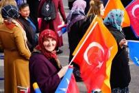 Cumhurbaşkanı Erdoğan Açıklaması 'Biz Türkiye'yi 81 Vilayetinin Tamamıyla Büyüttük, Güçlendirdik'