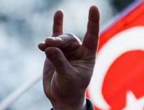 PKK - Türkiye'den Avusturya'ya 'Bozkurt' işareti tepkisi