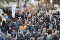 Başkan Altay, Sarayönü İlçesinde Vatandaşlarla Buluştu