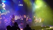 AYŞEGÜL ALDİNÇ - CRR'de 'Bir Dünya Barış'ı' Konseri