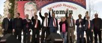 TOLGA ÇANDAR - Uysal Açıklaması ' 'Muratpaşa'da Bütün İnsanlarımızı Kucaklamak Bizin Görevimiz '