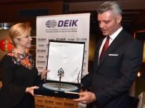 SADETTIN SARAN - DEİK, Hırvatistan Cumhurbaşkanı Kitarovic'i Ağırladı