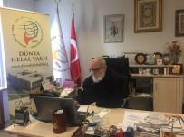 ÇAVDAR EKMEĞİ - Dr. Büyüközer Açıklaması GİMDES Ekmek Üreten Firmalara Ücretsiz Sertifikalama Yapmaktadır'