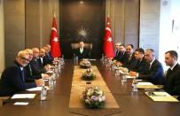 TARABYA - Cumhurbaşkanı Erdoğan, İsrail Parlamentosundaki Arap Milletvekillerini Kabul Etti