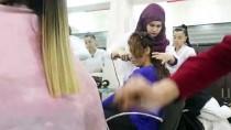 BARıŞ DEMIRTAŞ - Diyarbakırlı Kadınlara Ücretsiz Güzellik Kursu