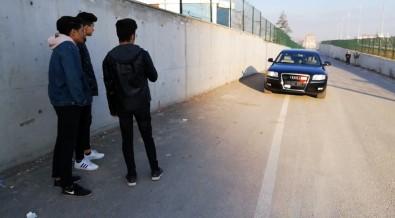 Belediye Başkanının Makam Aracıyla Okula Gittiler