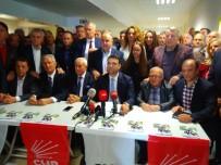 BAKIRKÖY BELEDİYESİ - Adaylığı Çekilen CHP'li Suat Nezir'den Partisine Zehir Zemberek Açıklama