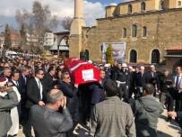 CELALETTIN LEKESIZ - Eski Mardin Emniyet Müdürü Pekcan Defnedildi