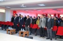 BARıŞ DEMIRTAŞ - TBM Koordinasyon Kurulu Toplantısı Gerçekleştirildi