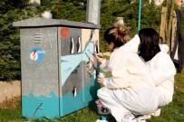 NATO - Nilüfer'in Parkları Renklendi