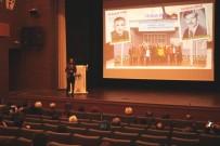 Prof.Dr. Ülkü Sayın, Memleketi Kırşehir'de İlk Konferansını Verdi