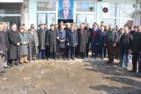 Ak Parti Taşlıçay'da Seçim Bürosu Açtı