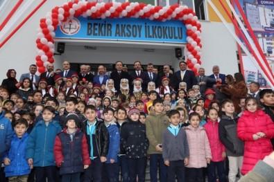 Bakan Kasapoğlu, 3 Okulun Açılışını Yaptı