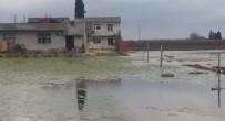 SEMİH KAYA - (Özel) Mahalleli İki Aydır Su İçinde Yaşıyor