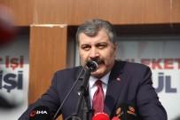 Sağlık Bakanı Koca Açıklaması 'Geleceğin Dünyasının Hastaneleri Yükseliyor'