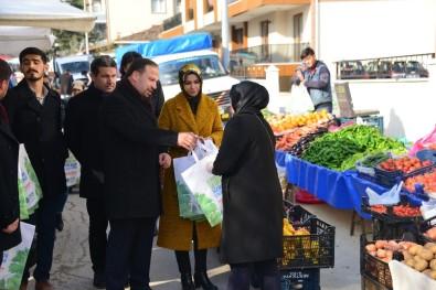 Erbaa'ya Kapalı Semt Pazarı