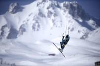 AVRUPA KUPALARI - Erciyes, Snowkite Dünya Kupası'na Ev Sahipliği Yapacak