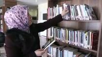 Kütüphanenin Okuyucusu Sayısı 820'Ye Ulaştı