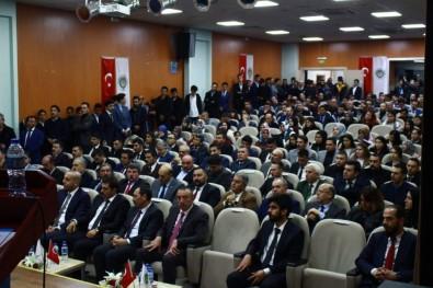 Ülkü Ocakları Genel Başkanı Ateş, Hocalı Soykırımı Paneli'ne Katıldı