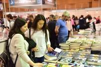 ENGİN AKYÜREK - Kepez Kitap Fuarı Kapılarını Açıyor