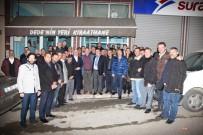 Mesut Üner Açıklaması 'Çatalca'da Mevcut Belediyenin Yaptıkları Yetersiz'