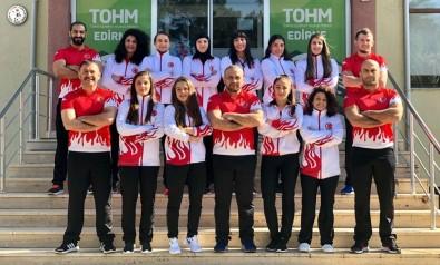 U23 Güreş Milli Takımı'nda Hedef Avrupa Şampiyonluğu
