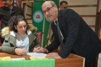 ALI UYSAL - Anamur Ziraat Odası Başkanı Gümüş Güven Tazeledi