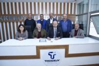 KUTLUKENT - İstiklal Mahallesi'nin 40 Yıllık Cami Özlemi Diniyor