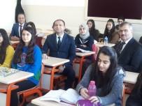 HAYATİ YAZICI - Tuşba'da Ders Zili Çaldı
