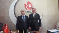 MHP İl Başkanı Yüksel Aydın İlçeleri Ziyaret Etti