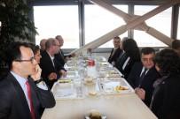 İSMAIL OK - Millet İttifakı Best A.Ş.'Yi Ziyaret Etti