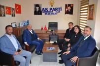 FEHMİ KÜPÇÜ - Ak Parti'de Başkanlık Temayülü Yapıldı