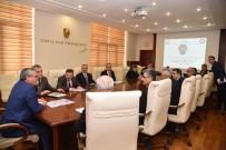 CEMAL HÜSNÜ KANSIZ - Üniversite Güvenlik Koordinasyon Toplantısı Yapıldı