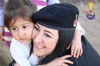 AKÇAOVA - Aydın Jandarması Kuruluş Yıl Dönümü Çocuklarla Kutladı