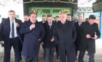 MEHMET AĞAR - Demirören, Talat Terim'in Cenazesi İçin Adana'ya Geldi