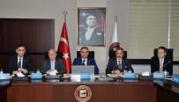 Polateli-Şahinbey OSB Durum Değerlendirme Toplantısı Yapıldı