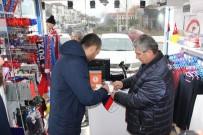 Düzcespor Seyircisiz Maça Hatıra Bileti Sattı