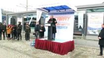 FİKRİ IŞIK - Sanayi Kentinde Tramvay Hattı Uzatıldı