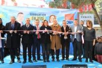 ADNAN SEZGIN - Başkan Çerçioğlu, Buharkent Seçim Ofisi Açılışına Katıldı