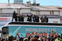 Başkan Memduh Büyükkılıç Açıklaması 'Akkışla Yoğurdu, Bal'ı Ve Mantarları Pazarlarda, Marketlerde Marka Satışa Sunulacak'