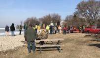 OHIO - ABD'de Mahsur Kalan 46 Balıkçı Kurtarıldı